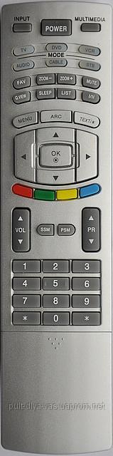 Пульт для телевизора LG. Модель 6710V00151S