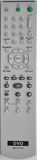 Sony RMT-D165A