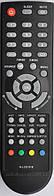 Пульт на телевизор  HYUNDAI. Модель H-LCD1516
