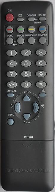 Пульт от телевизора SHARP. Модель G1095PESA