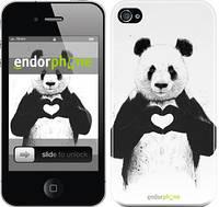 "Чехол на iPhone 4s All you need is love ""2732c-12"""