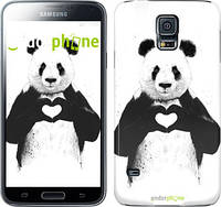 "Чехол на Samsung Galaxy S5 Duos SM G900FD All you need is love ""2732c-62"""