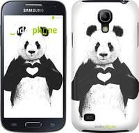 """Чехол на Samsung Galaxy S4 mini All you need is love """"2732c-32"""""""