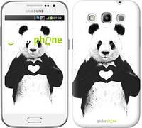 """Чехол на Samsung Galaxy Win i8552 All you need is love """"2732c-51"""""""