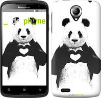 "Чехол на Lenovo S820 All you need is love ""2732c-52"""