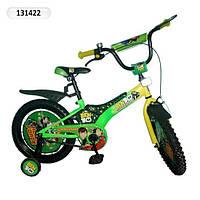 Детский велосипед Ben10 131422 14 дюймов