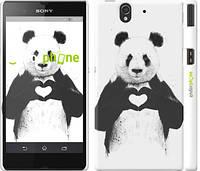 "Чехол на Sony Xperia Z C6602 All you need is love ""2732c-40"""