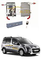 Электропривод сдвижной двери для Peugeot Partner 2008-   1-но моторный