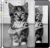 "Чехол на iPad 5 (Air) Спортивный котик ""2715c-26"""