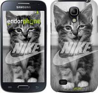 "Чехол на Samsung Galaxy S4 mini Duos GT i9192 Спортивный котик ""2715c-63"""