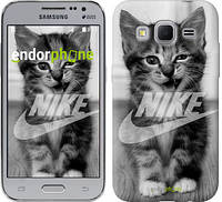 "Чехол на Samsung Galaxy Core Prime G360H Спортивный котик ""2715c-76"""