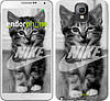 "Чехол на Samsung Galaxy Note 3 N9000 Спортивный котик ""2715c-29"""