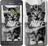 "Чехол на Samsung Galaxy Grand Prime G530H Спортивный котик ""2715c-74"""