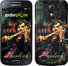 "Чехол на Samsung Galaxy S4 mini Duos GT i9192 Шерлок ""438c-63"""