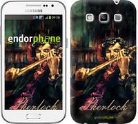 "Чехол на Samsung Galaxy Win i8552 Шерлок ""438c-51"""