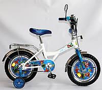 Детский велосипед 14 дюймов Русалочка BT-CB-0020