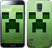 "Чехол на Samsung Galaxy S5 Duos SM G900FD Minecraft 2 ""774c-62"""