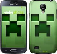 "Чехол на Samsung Galaxy S4 mini Minecraft 2 ""774c-32"""