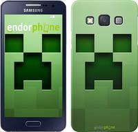 "Чехол на Samsung Galaxy A3 A300H Minecraft 2 ""774c-72"""