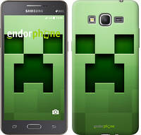 "Чехол на Samsung Galaxy Grand Prime G530H Minecraft 2 ""774c-74"""