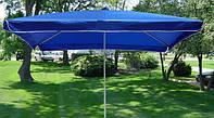 Зонт торговый 3x3м без клапана