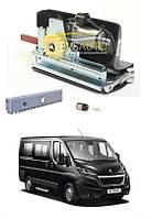 Электропривод сдвижной двери для Peugeot Boxer 2014-  1-о моторный,Львов