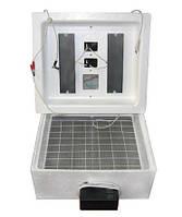 Инкубатор для яиц с автоматическим переворотом Несушка БИ-1(БИ-2) 77 яйца, выход на 12В+вентилятор