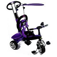 Велосипед трехколесный TILLY Combi Trike BT-CT-0013 PURPLE ***