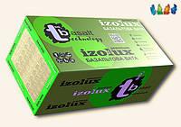 Базальтовая вата IZOLUX ревербери (100x500x1000, 2 шт, 120 кг/м3) 1м2