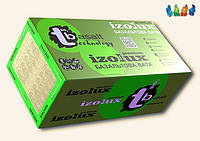 Базальтовая вата IZOLUX (100x500x1000, 2 шт, 135 кг/м3) 1м2