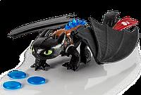 Большой дракон Беззубик де-люкс 38 см SM66602 Spin Master