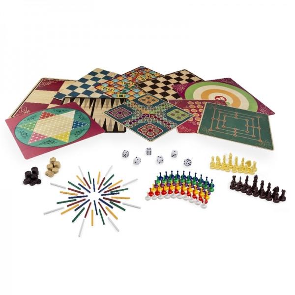 Набор «101 игра» SM98377/6033154 Spin Master