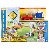 Игровой набор с моторизированным паровозиком «Приключения на железной дороге» SM16695d Spin Master
