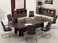 Конференц стол Ньюмен N1-68-30 (3000*1500*764)