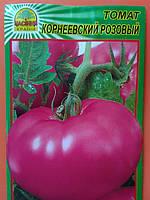Томат Корнеевский розовый