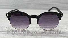 Женские солнцезащитные очки матовые 21106, фото 2