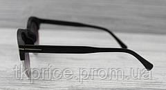 Женские солнцезащитные очки матовые 21106, фото 3