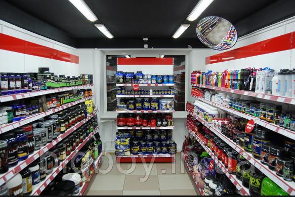Спортивное питание Житомитр-Магазин спортивного питания в Житомире