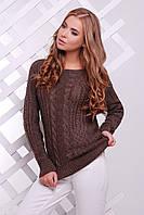 Вязаные женские свитера