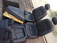 Салон кожаный на Mercedes E211
