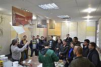 28.02.17 в Виннице Презентация - Мастер Класс декоративной группы Kale Istanbul