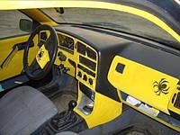 Флокирование (нанесение бархата) салона автомобиля