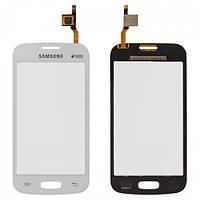 Сенсор (тачскрин) Samsung S7260 Galaxy Star Plus, S7262 Galaxy Star Plus Duos белый