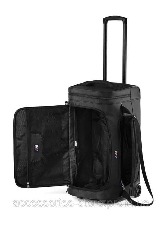Дорожная сумка BMW M Trolley Bag, Black