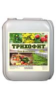 ТРИХОФИТ- Биологический фунгицид от грибковых и бактериальных заболеваний 10л