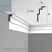 "С392 ""Steps"" карниз (2м) Orac Modern"