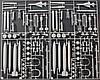 MIRAGE IIIC 1/32 ITALERI 2505, фото 7