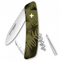 Швейцарский нож Swiza C01 Silva Свиза Силва Хаки Швейцария