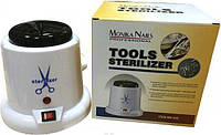 Стерилизатор шариковый кварцевый для маникюрного инструмента. Monika Nails Professional