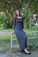 Длинное платье Shamanka (fw/4/01)